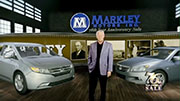 Markley Honda Commercial